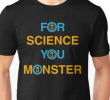 For Science Unisex T-Shirt