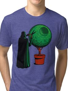 Meanwhile On The Death Star Tri-blend T-Shirt