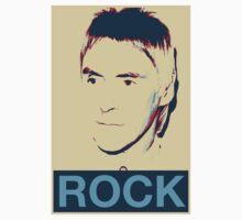 Paul Weller - ROCK tshirt by core