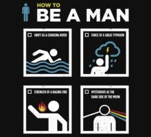 Be A Man by wearviral
