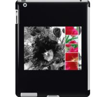 Fringed hybrid tulip  iPad Case/Skin