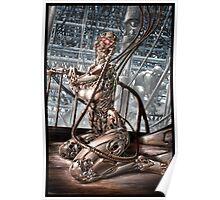 Cyberpunk Painting 019 Poster
