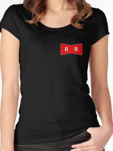 R&R Women's Fitted Scoop T-Shirt