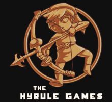The Hyrule Games by wearviral