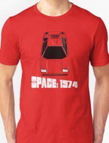Lamborghini Countach Space 1999 T-Shirt