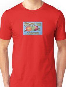 Royale Quality Fruit Label Unisex T-Shirt