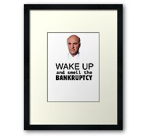 Mr. Wonderful being Wonderful Framed Print