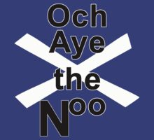 Och Aye the Noo for Scottish Independence by simpsonvisuals