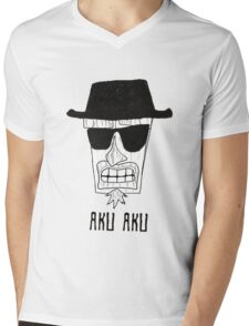 Aku Aku Mens V-Neck T-Shirt