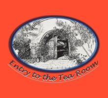 Entry to the Tea Room by James Lewis Hamilton