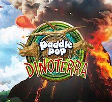 Paddle Pop Dinoterra by PaddlePop