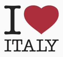 I ♥ ITALY by eyesblau