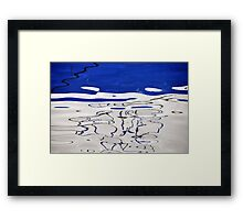Hobart Reflections III Framed Print