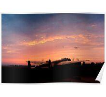Lancaster Dispersal Poster