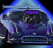 Pro Mod Corvette by DaveKoontz