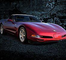 2002 Corvette Convertible by DaveKoontz