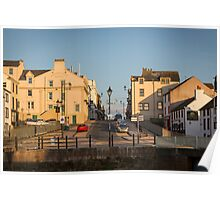 Shipping Brow, Maryport  Poster