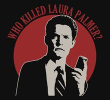Who killed Laura Palmer? logo2 by Buby87