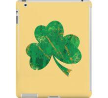 Lucky clover Nr. 02 iPad Case/Skin