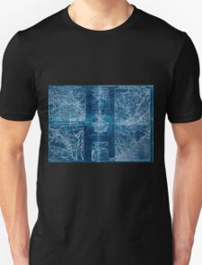 Civil War Maps 1907 War maps and diagrams 02 Inverted Unisex T-Shirt