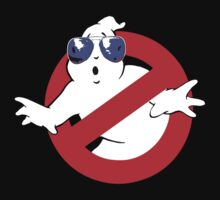Ghost busters Logo - Funny Sunglasses parody by 1to7