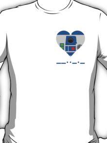 I love you R2D2 T-Shirt