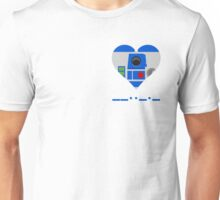 I love you R2D2 Unisex T-Shirt