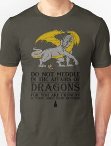 Dragon Meddlers T-Shirt