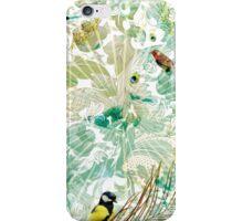 Tropical Mix Collage Landscape iPhone Case/Skin