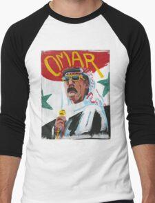 Omar Souleyman Men's Baseball ¾ T-Shirt
