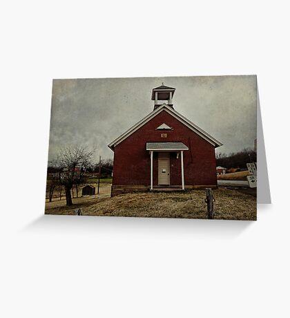 Historic Landmark Greeting Card