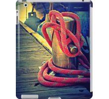 cordage iPad Case/Skin