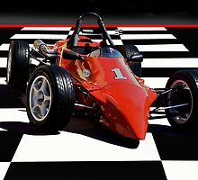 Mazda - Indy Training Car I by DaveKoontz