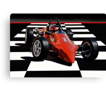 Mazda - Indy Training Car I Canvas Print