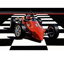 Mazda - Indy Training Car I Photographic Print
