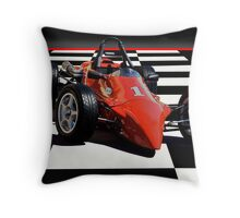 Mazda - Indy Training Car I Throw Pillow