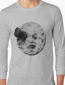 A trip to the moon  Long Sleeve T-Shirt