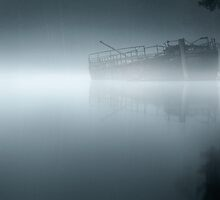 Ghost Ship by Mikko Lagerstedt