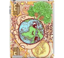 Earth is Our Home! iPad Case/Skin
