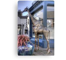 The Keswick Giraffe Metal Print