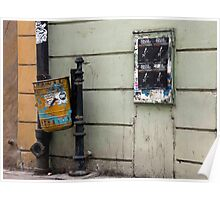 Trash Can Poster