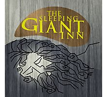 The Sleeping Giant Inn (Skyrim) Photographic Print