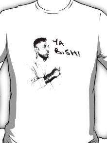 Kendrick Lamar Silhoutte Shirt (Ya Bish!) T-Shirt