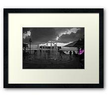 El Sombrero Framed Print