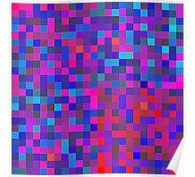 Pixel Texture 1.5  Poster