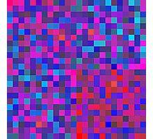 Pixel Texture 1.5  Photographic Print
