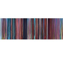 Moviebarcode: Despicable Me 2 (2013)  Photographic Print