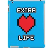 Extra Life iPad Case/Skin