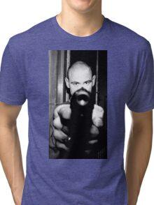 GO AHEAD Tri-blend T-Shirt