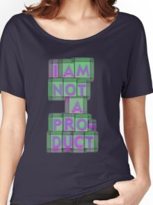 nope pink 0 Women's Relaxed Fit T-Shirt